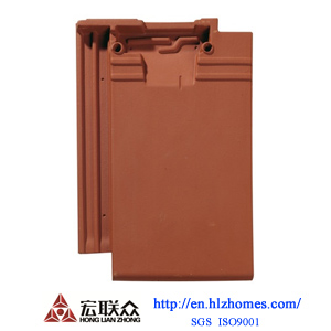 2014 New Design Roof Clay Tiles (RT-004)