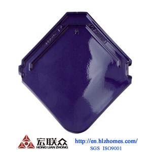 2014 New Design Roof Clay Tiles (RT-006)